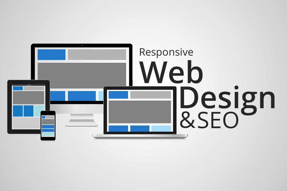 Will the website be responsive and do you provide SEO expertise?