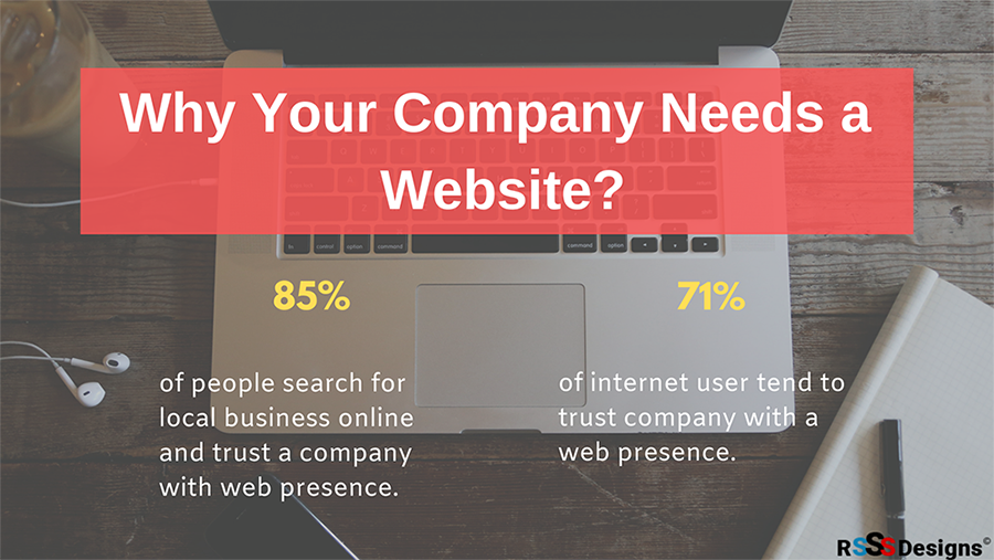 Why Your Company Needs a Website?