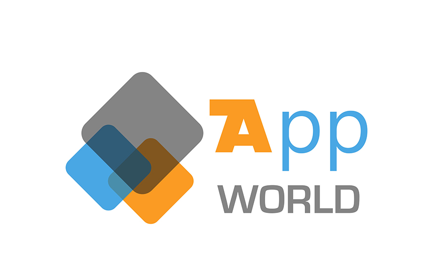 App World Logo Design